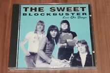 The Sweet – Blockbuster (Live On Stage) (1996) (CD) (Music De Luxe – MDCD 13)