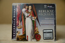Berlioz: Requiem, Op. 5 | Spano & Atlanta Symphony Orchestra | Telarc SACD-60627