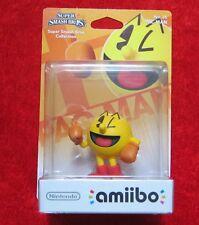 Pac-Man Amiibo Figure, Super Smash Bros.. Collection no. 35, NEW-OVP