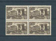 FRANCE - 1939 YT 445 bloc de 4 - TIMBRES NEUFS** LUXE