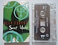 DEEP FOREST - Sweet Lullaby / Sweet Lullaby Round The World CASSETTE Single 1993