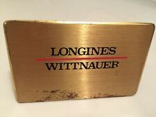 Advertising Sign Longines Watch