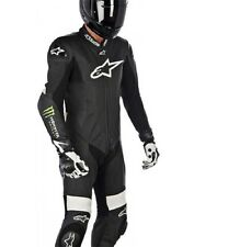 Alpinestars Haunter Monster Leather One-Piece Suit 46 U.S. Size