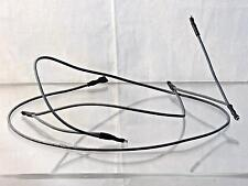 WHIRLPOOL WIRE HARNESS BLACK OVEN STOVE COOKTOP JUMPER WIRE 66""