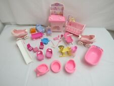 Kelly Barbie Doll Furniture Baby Room Outdoor Fun Accessories