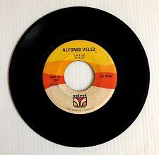 """ALFONSO VELEZ - """" LA LUZ """" Y """" A QUIEN NO LE GUSTA ESO"""" - 45PRM"""
