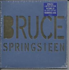 BRUCE SPRINGSTEEN Human Touch DIE CUT SLEEVE NUMBERED GERMAN CD single USA Seler