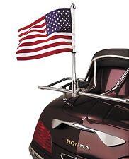 Show Chrome Flag Pole Luggage Mount  52-729*
