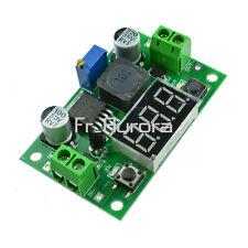 LM2596 DC-DC Buck Step Down Converter Module Voltage Regulator w/ Led Voltmeter