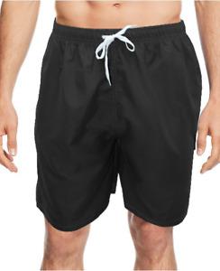 Men's 3 Pocket Cargo Swim Trunks Swimming Shorts Suit Beach Surf Board Wear 3211