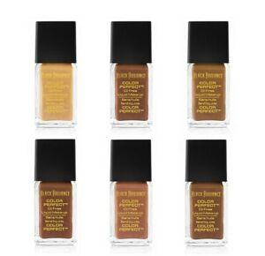 Black Radiance Color Perfect Liquid Makeup Oil Free Foundation NEW choose shade