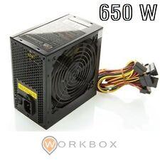Alimentatore PC 1 FUN ENERGY K-Series 650W ATX - Full Black Retail ITEK ITPS650K