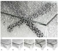 Chiffon Transparent PVC Anti Tache Sur Taille Couverture Protége Table Plastique