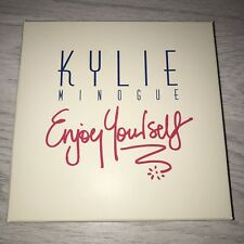 Kylie Minogue Enjoy Yourself Double Cd With Full album And Lots Of Remixes