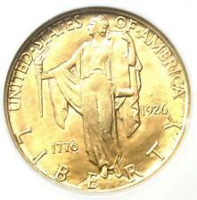 1926 Sesquicentennial Gold Quarter Eagle Sesqui $2.50 Coin - NGC MS62 (BU UNC)