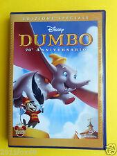 disney dvds film animazione dumbo 70° anniversary special edition dvd cartoons f