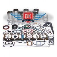 Detroit 60 Series Top Liner Cooling-Liner and Wide Liner Bearing In Frame Kit