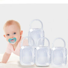 Portable Boy Infant Pacifier Nipple Case Cradle Holder Storage Box Baby Supplies