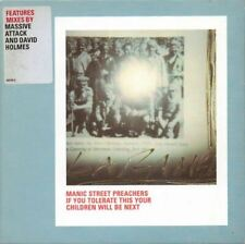 MANIC STREET PREACHERS if you tolerate this your children Will be next CD single