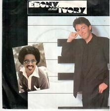 "< 3442-07 > 7"" single: Paul Mc Cartney-Ebony and Ivory"