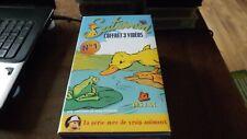 Cassette de Saturnin - Coffret numero 1 de trois cassette Video -