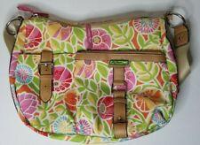Lily Bloom Floral Lightweight Crossbody Purse Shoulder Bag -FAST SHIPPING-