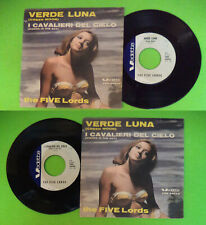 "LP 45 7"" THE FIVE LORDS Verde luna I cavalieri del cielo 1964 italy no cd mc dvd"