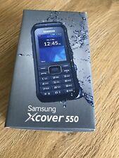 Samsung  Xcover 550H - Dark Silver (Ohne Simlock) Handy 100% Original !! Neu!!