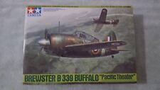 "TAMIYA 1/48 British Air Force BREWSTER B-339 BUFFALO ""Pacific Theater"""