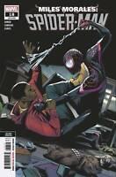 Miles Morales Spider-Man #18 Carnero 2nd Printing Variant (Marvel, 2020) NM