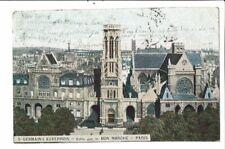 CPA-Carte Postale-France-Paris-Saint Germains--l' Auxerrois  -1906 VM17880