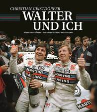 Walter und ich (Röhrl Christian Geistdörfer Rallye Audi Lancia Fiat) Buch book