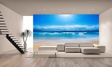 BEACH IN SUMMERTIME Wall Mural Photo Wallpaper GIANT DECOR Paper Poster