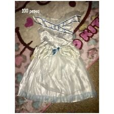 CINDERELLA COSTUME for girls (4-5 yo) PRE-LOVED