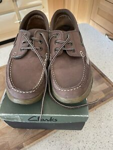 Men's Light Brown Lace Up Shoes From HOBOS Size 6 VGC