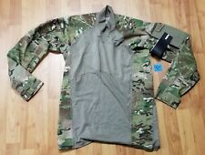 NWT - Massif Type II Army Combat Shirt FR (Multicam) Without Zipper - Size (L)
