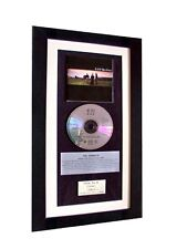 BEE GEES ESP CLASSIC CD Album GALLERY QUALITY FRAMED+EXPRESS GLOBAL SHIPPING!!