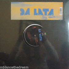 "DA LATA ~ Pra Manha ~ 12"" Single PS USA PRESSING SEALED"