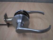 Lever  handle passage set  - Satin  Chrome ( 1166 )