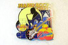 Atlanta, Hard Rock Cafe Pin,City T (Tee) series