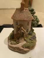 Lilliput Lane Tea Caddy Cottage Complete New In Box England Retired