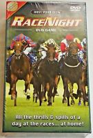 Host Your Own Race Night - DVD Game - PARTY FUN