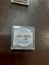 Panasonic Capacitor Battery For Citizen G820M Watch -  MT616 - 295-66 - 295.66