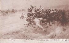 SALON DE PARIS 1912 -Chartier - the battle of Hochstedt