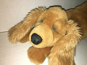 Dakin Lou Rankin Friends Charley Cocker Spaniel Plush Floppy Dog 16""