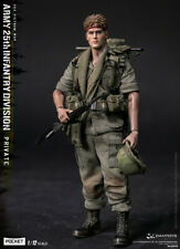 DAM POCKET ELITE Vietnam War US ARMY 25th Infantry Division Private 1/12 Figure