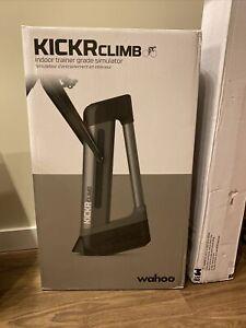 Wahoo WFBKTR5 Fitness Kickr Climb Simulator