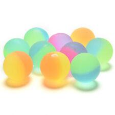 10X Bouncing Ball Children Rubber Toys Creative Balls Outdoor Play Toys Random