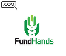 FundHands.com - Premium Domain Name For Sale VC FUNDING DOMAIN NAME