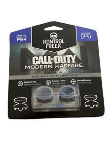KontrolFreek Call of Duty Modern Warfare Thumbsticks PS4 PS5 Clear New
